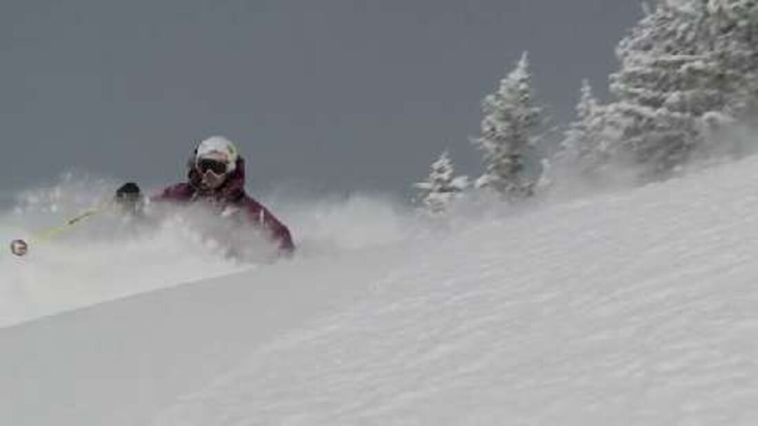 Freeride deluxe - Freeride Skifahren und Snowboarden in Damuels