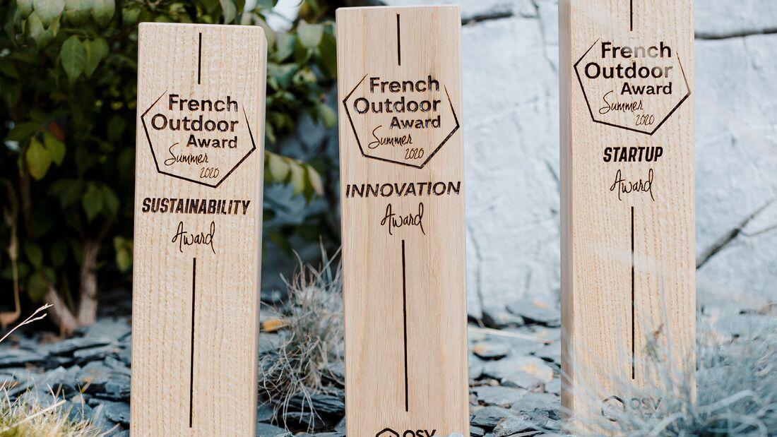 French Outdoor Award 2020: Das sind die Gewinner!