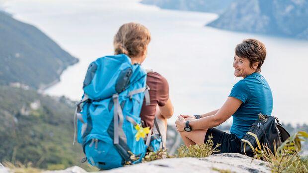 Gardasee; Genusswandern; Heft 04/2021