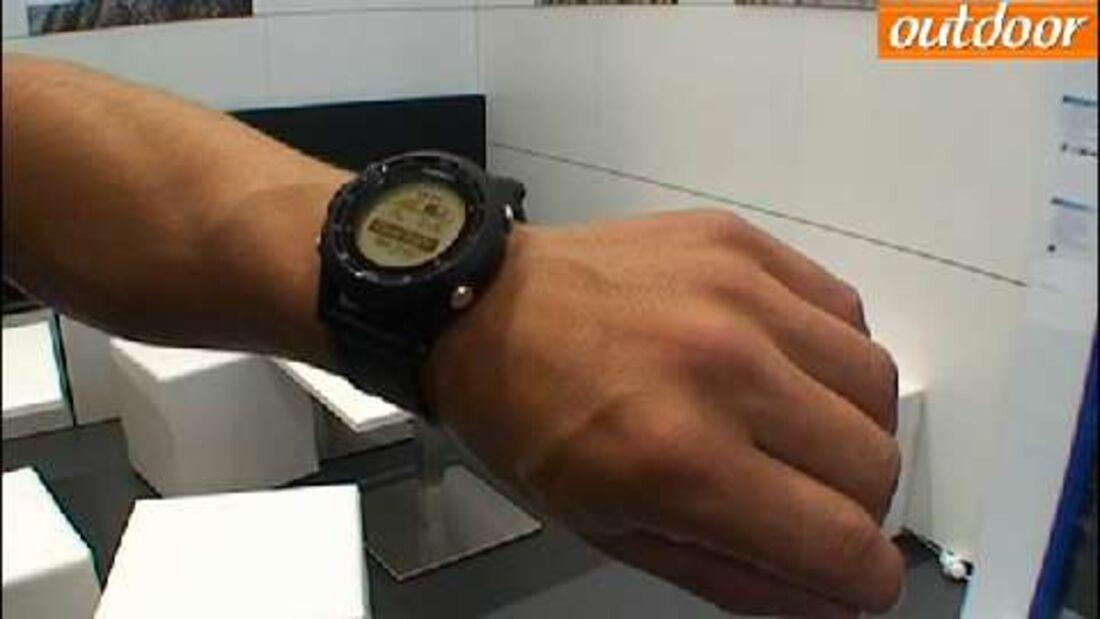 Garmin Fenix: GPS-Uhr für Outdoorer