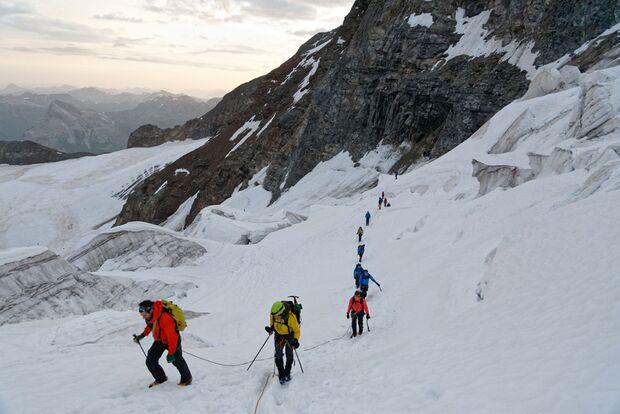 Get Vertical: Alpines Abenteuer in Pontresina 4