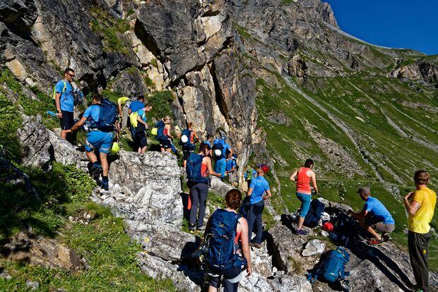 Get Vertical: Kletterabenteuer in Val d'Isère 10