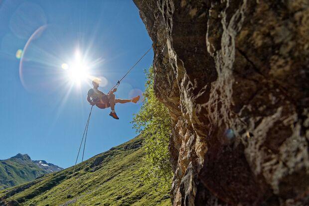Get Vertical: Kletterabenteuer in Val d'Isère 13