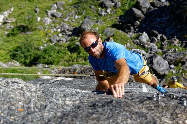 Get Vertical: Kletterabenteuer in Val d'Isère 14