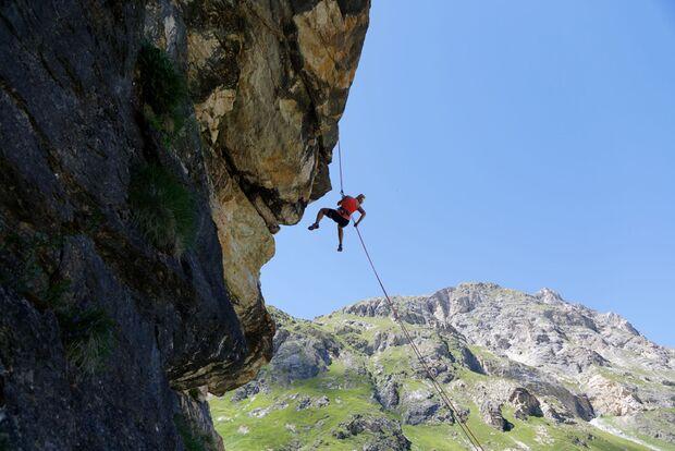 Get Vertical: Kletterabenteuer in Val d'Isère 18