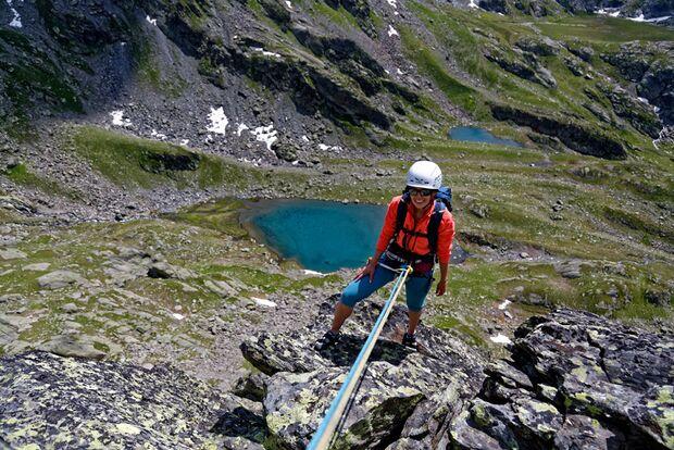 Get Vertical: Kletterabenteuer in Val d'Isère 33
