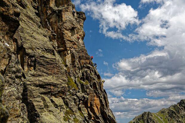 Get Vertical: Kletterabenteuer in Val d'Isère 34