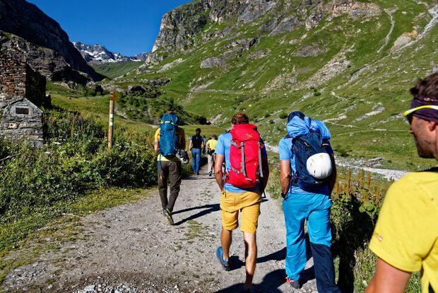 Get Vertical: Kletterabenteuer in Val d'Isère 6