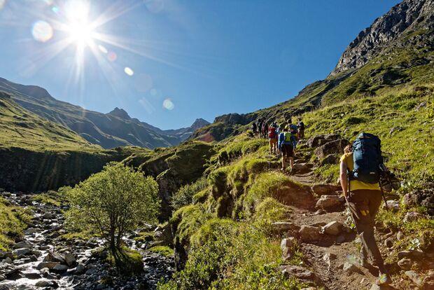 Get Vertical: Kletterabenteuer in Val d'Isère 8