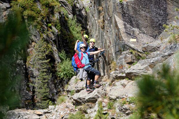 Get Vertical: Klettersteig-Erlebnis im Ötztal  10
