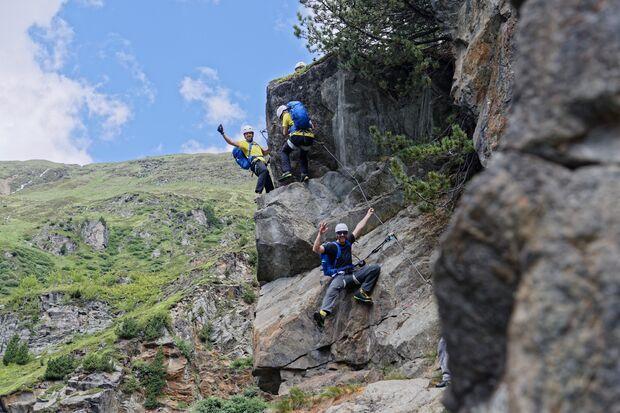 Get Vertical: Klettersteig-Erlebnis im Ötztal  11