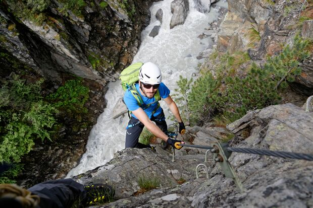 Get Vertical: Klettersteig-Erlebnis im Ötztal  12