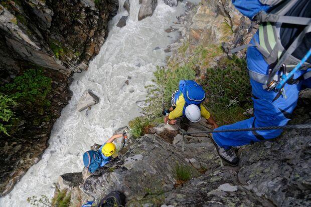 Get Vertical: Klettersteig-Erlebnis im Ötztal  13
