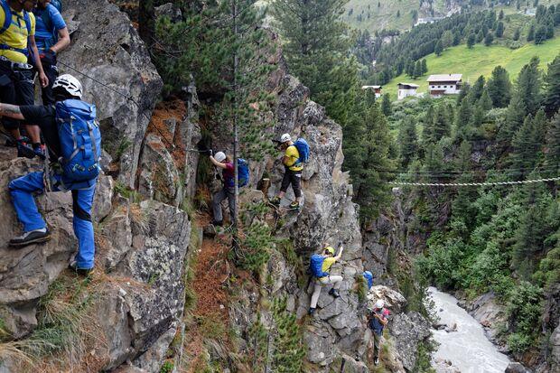 Get Vertical: Klettersteig-Erlebnis im Ötztal  14