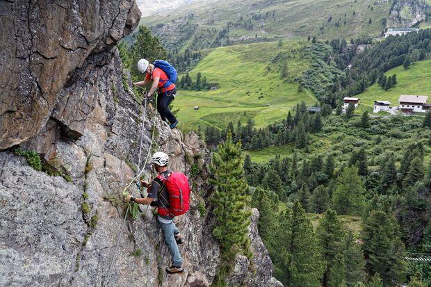 Get Vertical: Klettersteig-Erlebnis im Ötztal  17