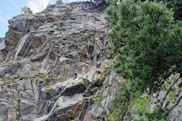 Get Vertical: Klettersteig-Erlebnis im Ötztal  18