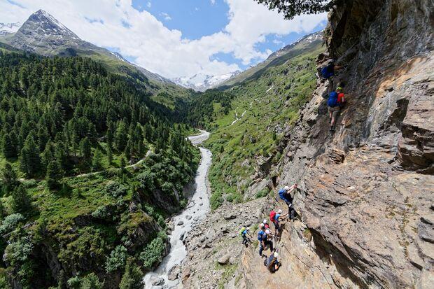 Get Vertical: Klettersteig-Erlebnis im Ötztal  20