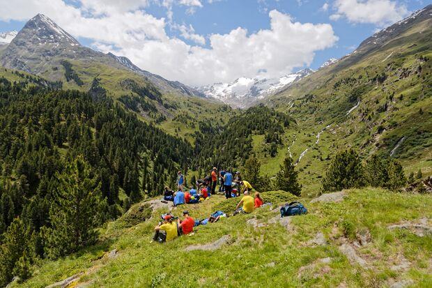 Get Vertical: Klettersteig-Erlebnis im Ötztal  21