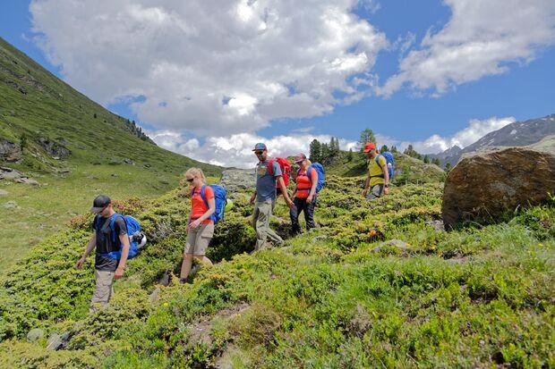Get Vertical: Klettersteig-Erlebnis im Ötztal  23