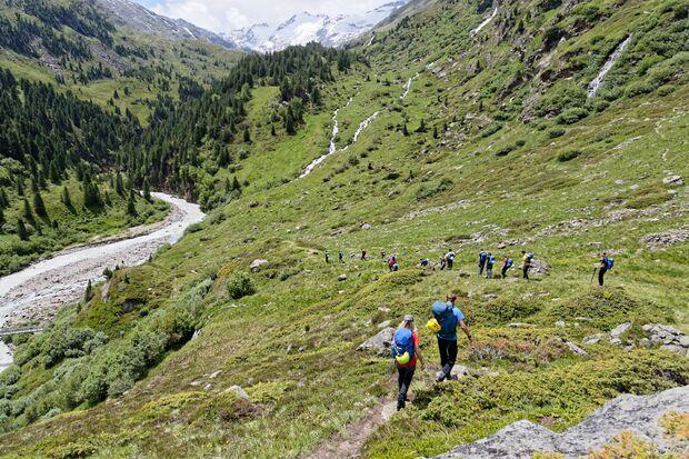 Get Vertical: Klettersteig-Erlebnis im Ötztal  24