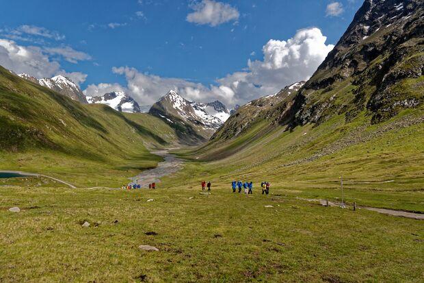 Get Vertical: Klettersteig-Erlebnis im Ötztal  29