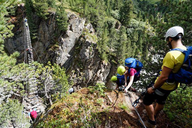 Get Vertical: Klettersteig-Erlebnis im Ötztal  4
