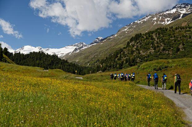Get Vertical: Klettersteig-Erlebnis im Ötztal  5