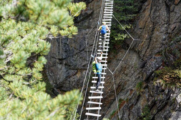 Get Vertical: Klettersteig-Erlebnis im Ötztal  9