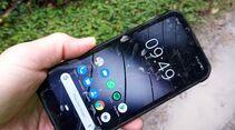 Gigaset GX290 Outdoor-Smartphone im Test