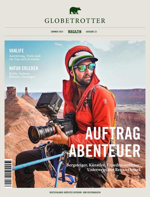 Globetrotter Advertorial 08/2021