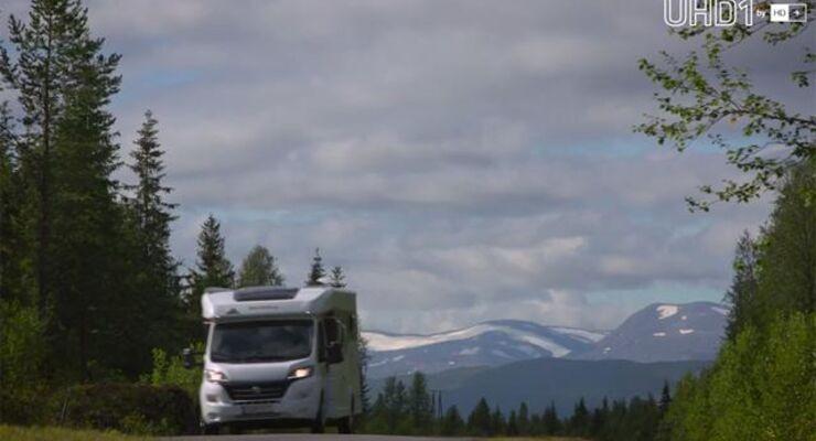 Grenzgänger Teil 2 - durch Norwegen zum Nordkap