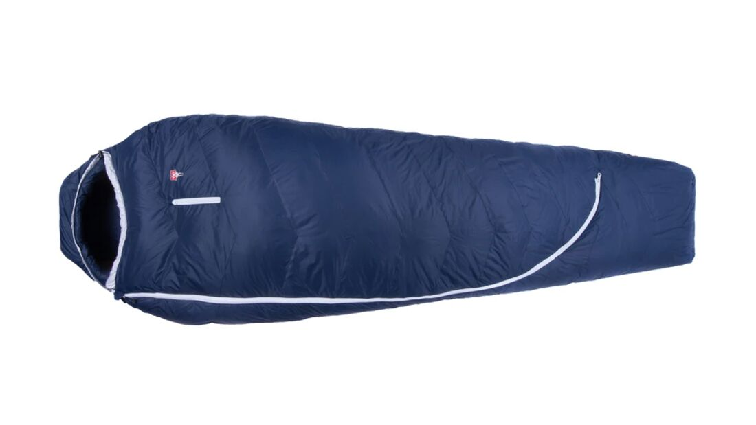 Grüezi Bag Biopod Downwool Ice Schlafsack