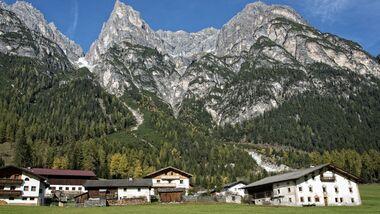 Gschnitztal, Tirol