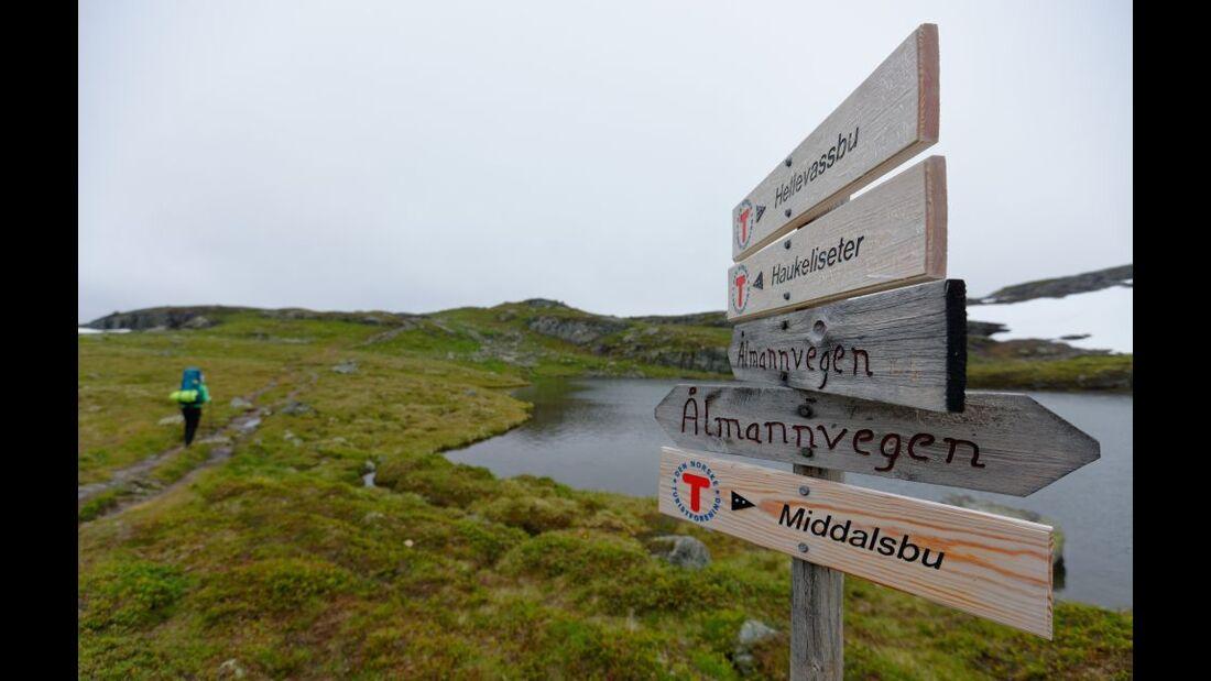 Hardangervidda: Paradies für Nordlandtrekker 10