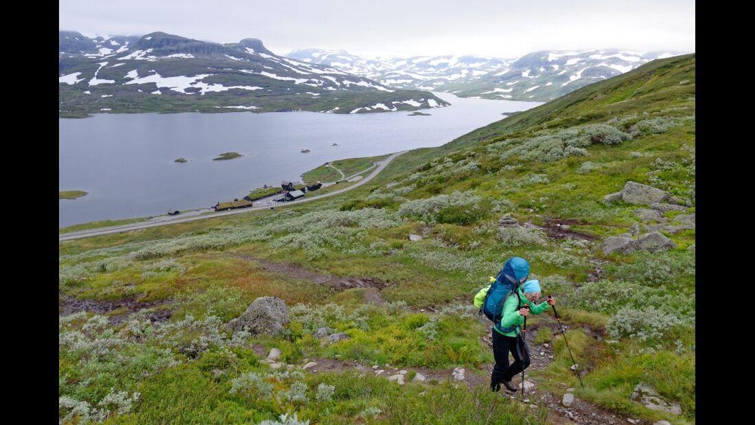 Hardangervidda: Paradies für Nordlandtrekker 11