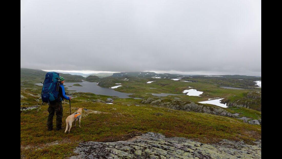 Hardangervidda: Paradies für Nordlandtrekker 14