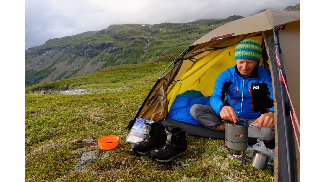 Hardangervidda: Paradies für Nordlandtrekker 16