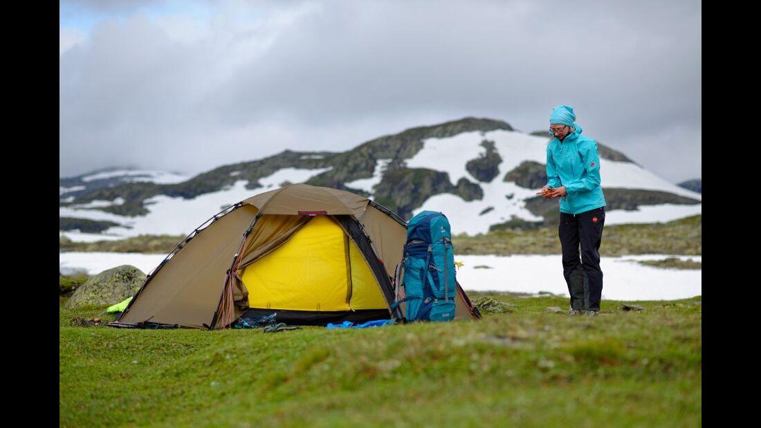 Hardangervidda: Paradies für Nordlandtrekker 20
