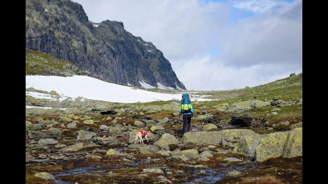 Hardangervidda: Paradies für Nordlandtrekker 22