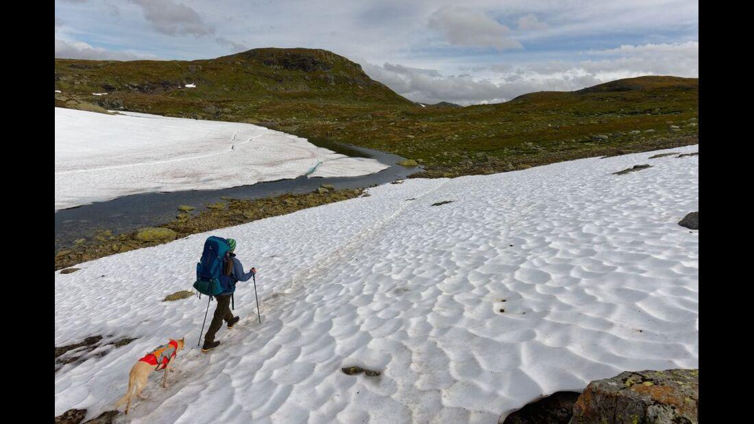Hardangervidda: Paradies für Nordlandtrekker 27