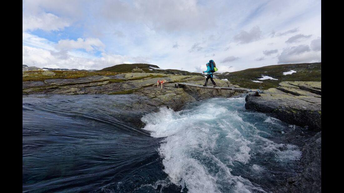 Hardangervidda: Paradies für Nordlandtrekker 28