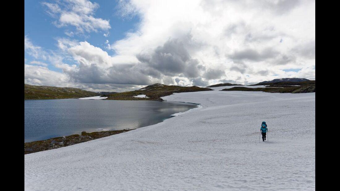 Hardangervidda: Paradies für Nordlandtrekker 29