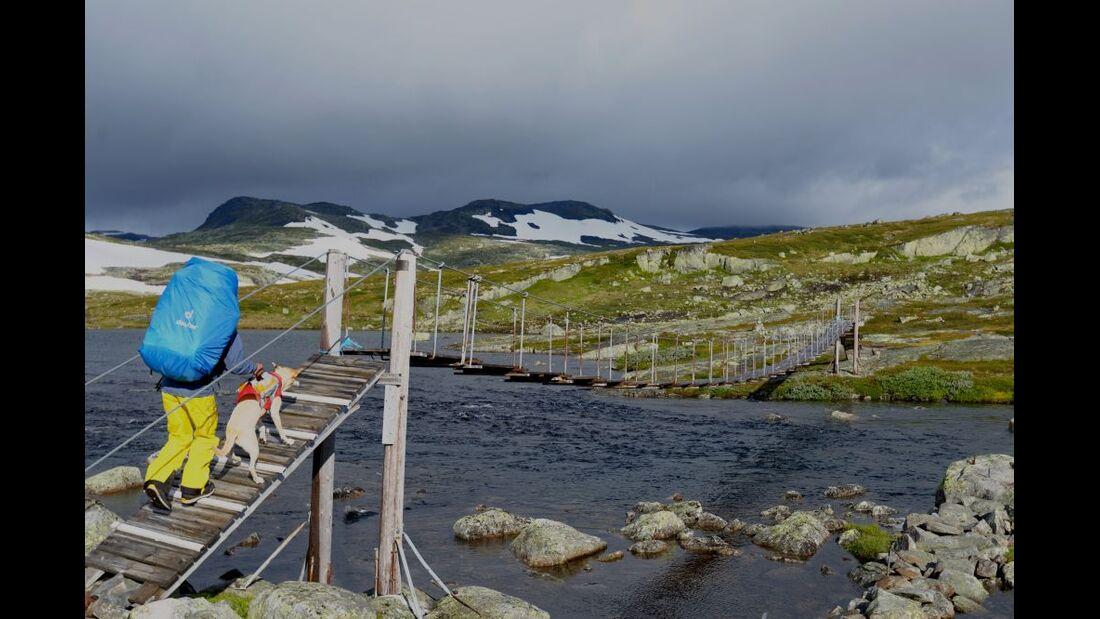 Hardangervidda: Paradies für Nordlandtrekker 30