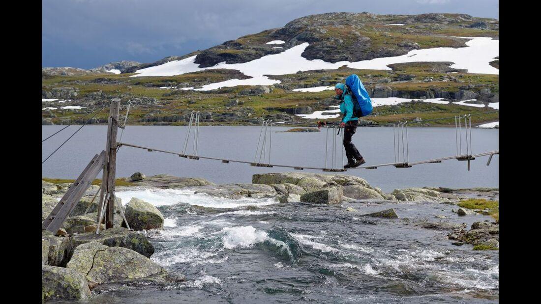Hardangervidda: Paradies für Nordlandtrekker 31
