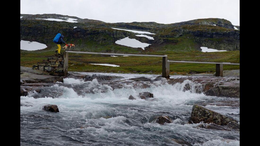 Hardangervidda: Paradies für Nordlandtrekker 34