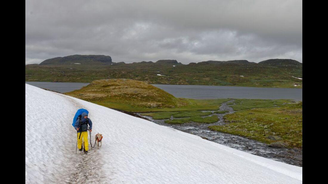 Hardangervidda: Paradies für Nordlandtrekker 35