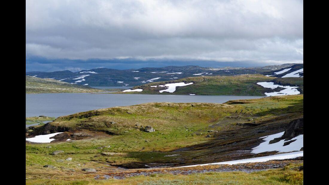 Hardangervidda: Paradies für Nordlandtrekker 37