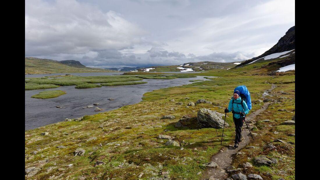 Hardangervidda: Paradies für Nordlandtrekker 39