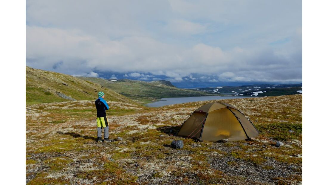 Hardangervidda: Paradies für Nordlandtrekker 40
