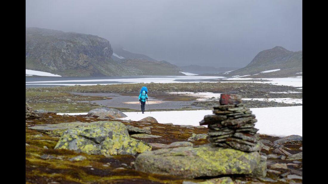 Hardangervidda: Paradies für Nordlandtrekker 46